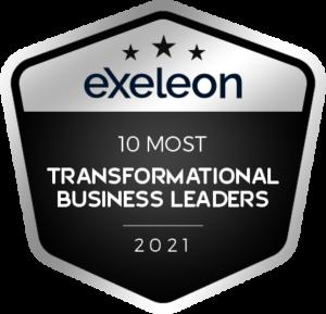 Transformational Business Leader_Exeleon Magazine Logo